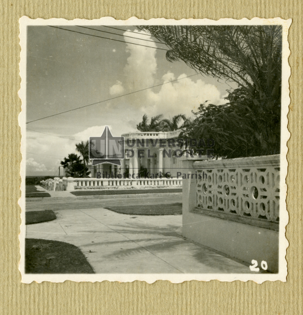 Residencia F. Arocha