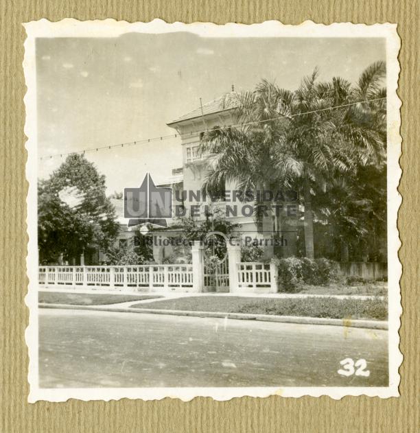 Residencia J. Fuenmayor Reyes