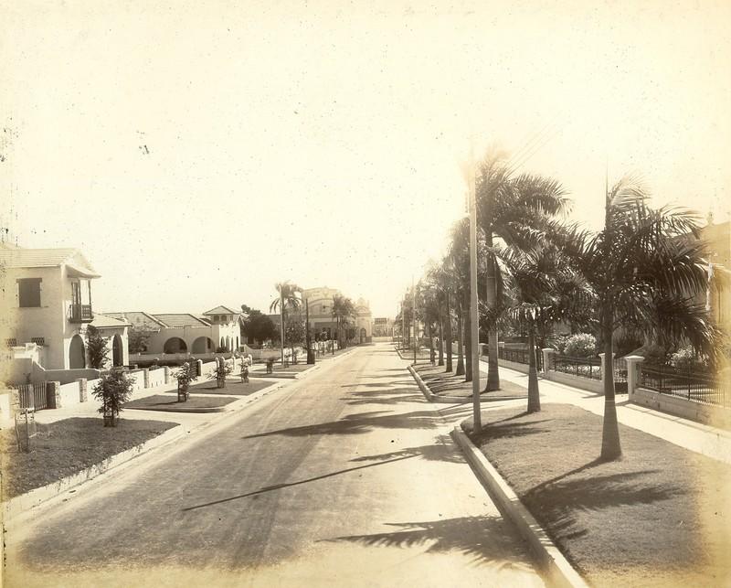 Avenida Colombia desde Teatro Apolo