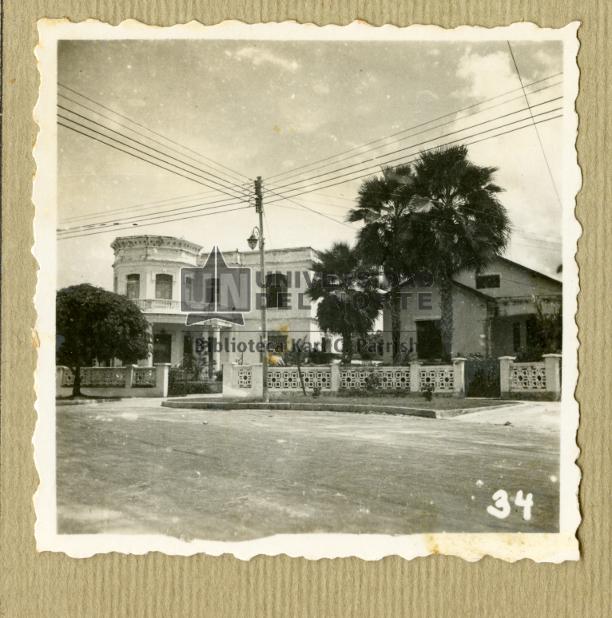 Residencia J. D. Arango