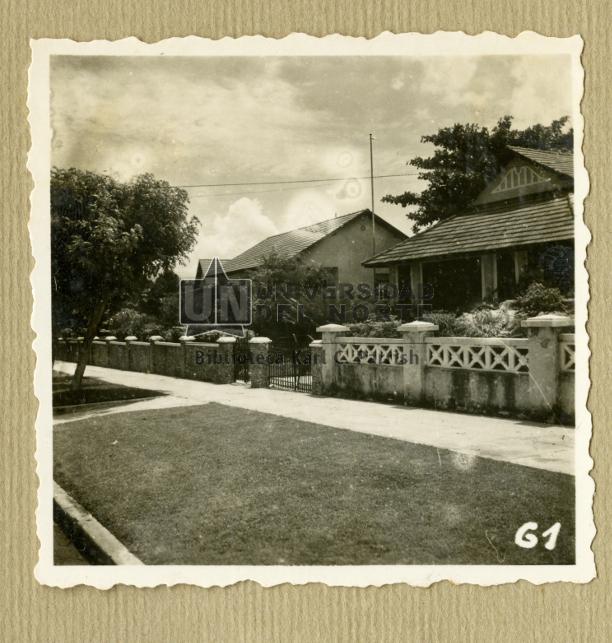 Residencia Ed. Hughes