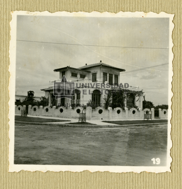 Residencia Raf. Palacio