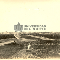 Vista Boulevard Central 1920